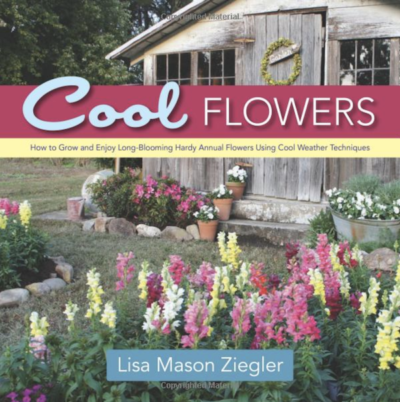 Cool Flowers by Lisa Mason Ziegler on LivingHomegrown.com