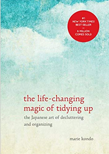 The Life Changing Magic of Tidying Up - www.LivingHomegrown.com