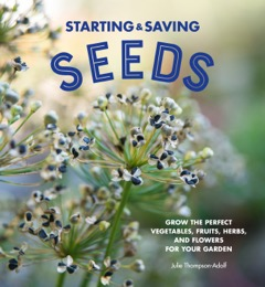 Starting Saving Seeds - www.LivingHomegrown.com