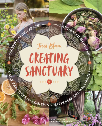 creating sanctuary - www.LivingHomegrown.com